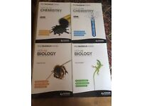 My Revision Notes OCR AS & A2 Biology/Chemistry Revision Guides