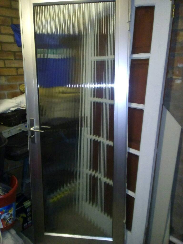 Aluminum Framed Glass Doors In Grantham Lincolnshire Gumtree