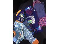 Boys pyjamas age 5-6