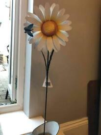 💐🎄🎁 Lovely metal 83cm Daisy