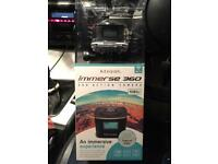 Kitvision Immerse 360 Action Camera 1080p (220 degree field of view)