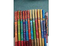 Beast quest books 1-11, 30 and World Book Day version, collector cards inside, good condition