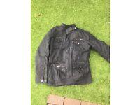 JTS motorbike jacket size medium
