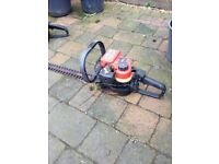 Hedge trimmer for spares.