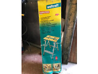 Wolfcraft Workbench (In Original Box)