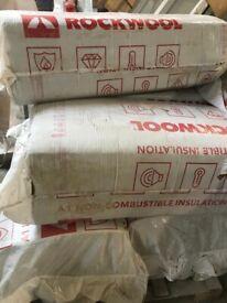 6no. Packs of Rockwool Insulation