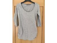 Maternity tops, size 10