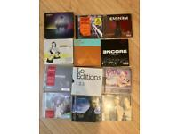 Sell separately or job lot CD's - Eminem Collection - Dance - Trance - Pop - Rap - Cream Anthems