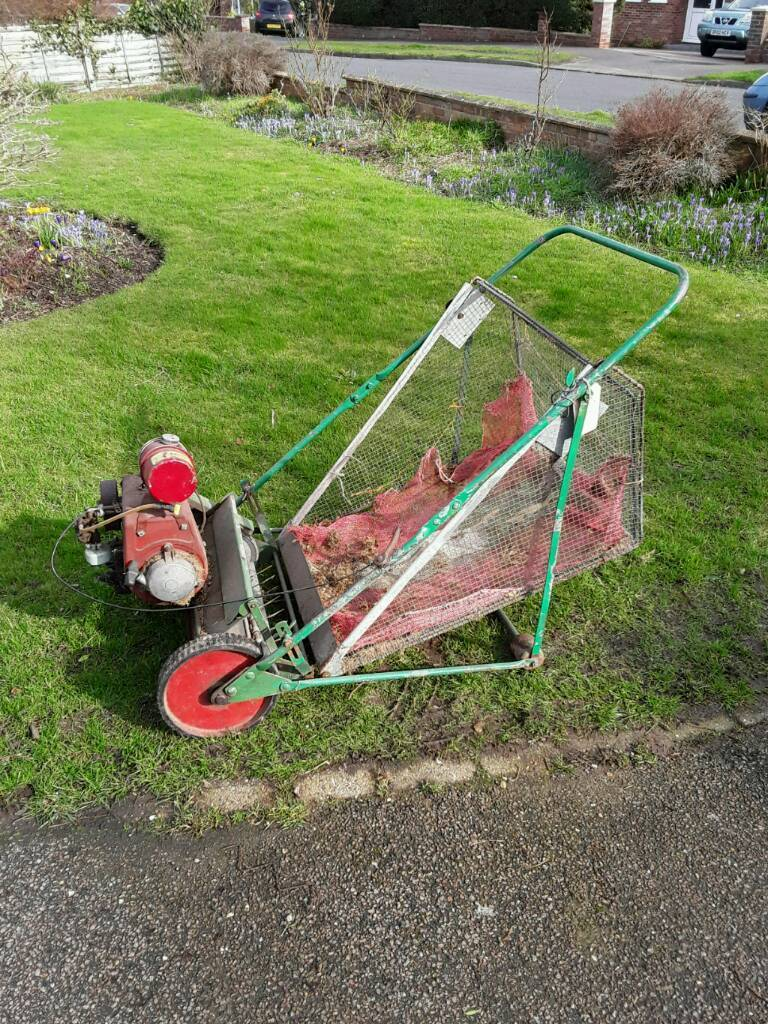 Grass Scarifierin Cromer, NorfolkGumtree - Grass Scarifier works well