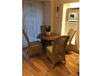 Lloyd Loom Dining Chairs (set of 4)