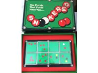 Snookered Puzzle Game