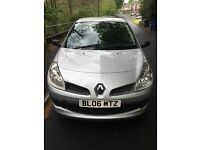 Silver Renault Clio '06 FOR SALE