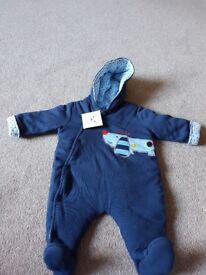Baby Cosy Suit BNWT