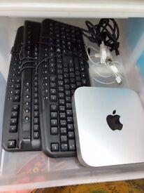 Mac Mini - Silver Square Computer