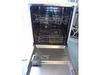 Currys full size essential dishwasher immaculate little used