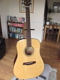 Walden Concorda CD2040 all-solid acoustic guitar