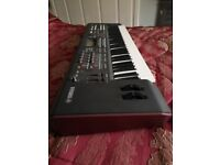 Yamaha Moxf 61 synth in mint condition 6 months old