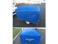Trailer tent ( caravan tent camping )