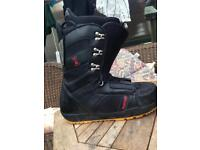 Uk 10.5 snowboard boots
