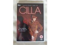 CILLA DVD
