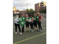 Camden netball leagues - Players wanted