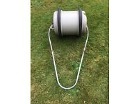 Aqua roll water carrier for caravaning/camping
