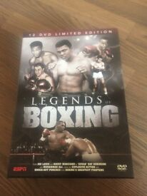 Legends of boxing