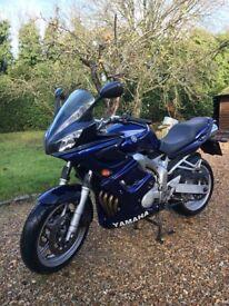 Yamaha FZ6 Fazer for sale