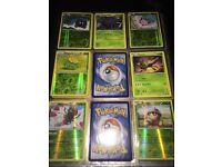 Job lot Pokemon cards