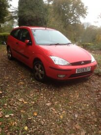 3dr hatch, 12month mot, new tyres, alignment, serviced at 49,500, air con, 5 speed, 1.6 litre