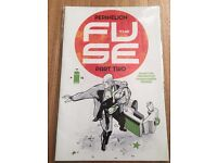 Sealed The Fuse #14 Part 2 Comic