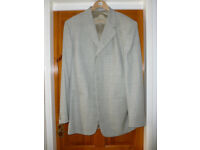 Lightweight men's jacket.