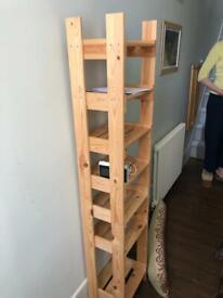 Tall Shoe Rack