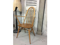 Blonde Ercol Carver Chair