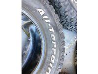 235-70-16 all-terrain tires