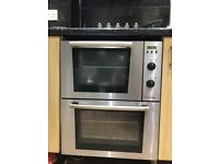 Electrolux GAS double built under Oven