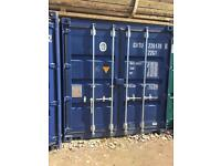 SECURE CONTAINERS!!!!! SUPPLIED WITH LIGHTS AND ELECTRICAL SOCKETS!!!!!!