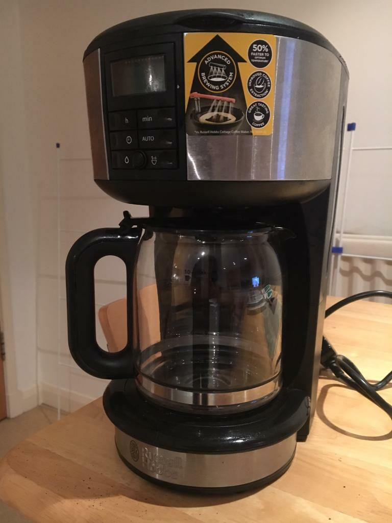 Russell Hobbs Coffee Maker In Southside Glasgow Gumtree