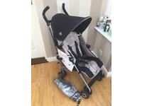 Maclaren quest pram/pushchair & raincover 💥 £30 collected or £35 delivered within 10 miles 💥
