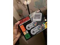 **Nintendo SNES Mini £90**
