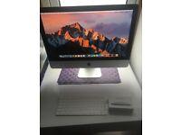 iMac,21.5 2014 c/w magic keyboard and mouse, both upgrades.