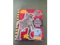 Dinosaur Puzzle - 61 x 91 cms - 200 piece - hangs on wall.