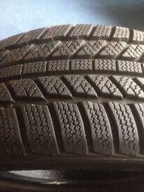 Winter Tyres - 205/60 r15