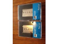 Seymour Duncan Phat Cat Humbucker-size P90 Pickups Neck and Bridge Set