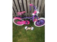 "16"" Annabelle Bike"