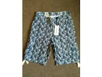 Mens Shorts SOL CAL New with Tags