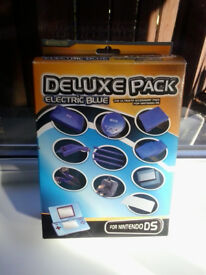 deluxe pack for nintendo ds (missing some bits)