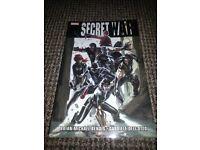Marvel Secret War Graphic novel paperback