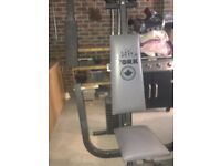 Multi-gym for sale does arms, legs and shoulders