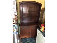 Kitchen Shelving Unit Cabinet Dresser